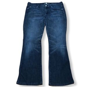 7 For All Mankind A Pocket Jeans Size 29